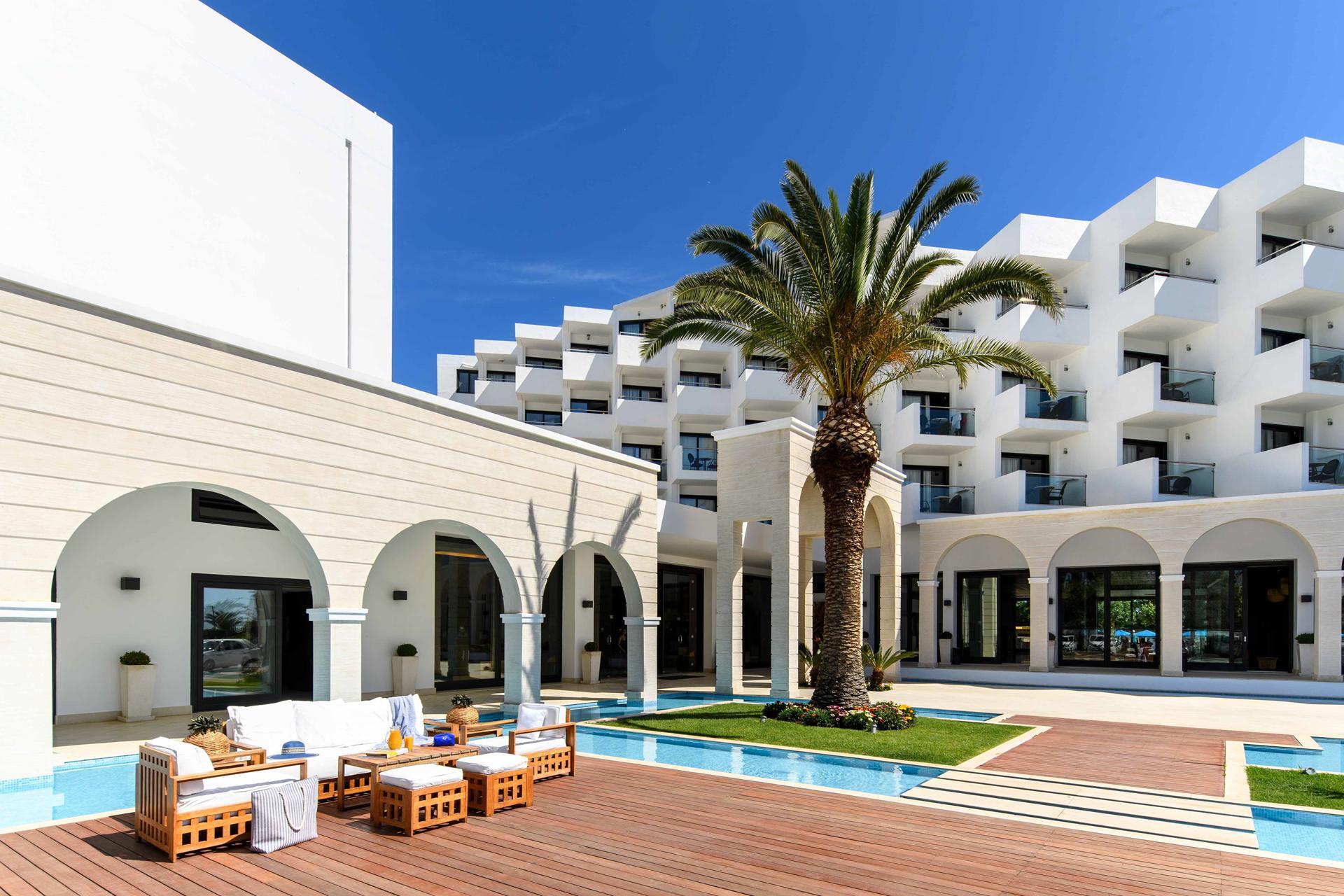 Hotel Mitsis Faliraki Beach***** - Rhodos, Griechenland