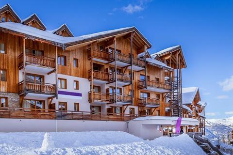 Goedkope wintersport Les Orres ⛷️Résidence Madame Vacances Balcon des Airelles