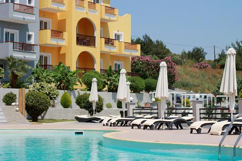 Goedkope vakantie Samos - Hotel Naftilos Boutique