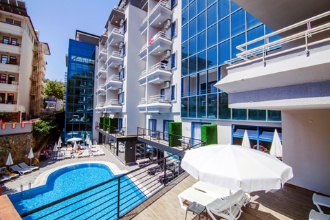 All inclusive zonvakantie Turkse Rivièra - Hotel Ramira City