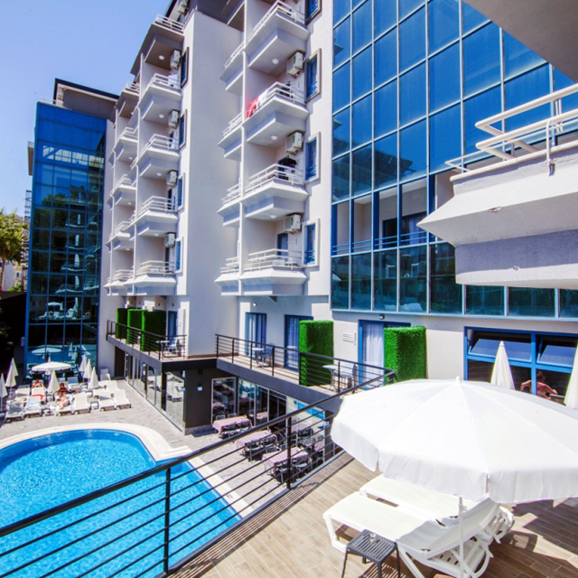 Hotel Ramira City - adults only