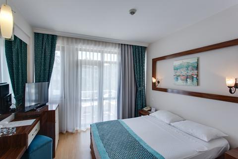 All inclusive zonvakantie Turkse Rivièra - Hotel Tu Casa Gelidonya