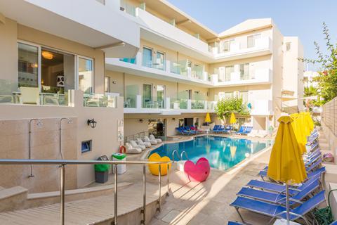 All inclusive zonvakantie Kreta - Hotel Dimitrios Beach