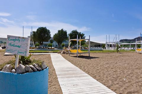 Goedkope zonvakantie Rhodos - Aparthotel Gregory Peck Beach Break