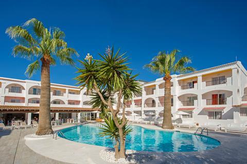 Goedkope zonvakantie Ibiza - Hotel Playasol Bossa Flow
