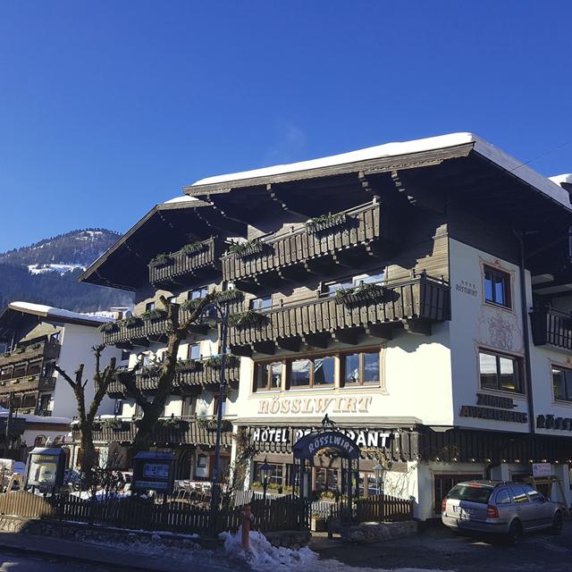 Hotel Rösslwirt - Extra ingekocht