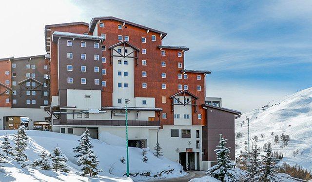 Meer info over Village Club du Soleil Les Deux Alpes  bij Sunweb-wintersport