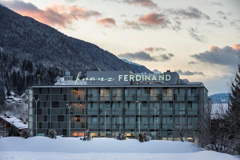 Korting skivakantie Skiarena Kärnten Nassfeld-Hermagor ⛷️Franz Ferdinand Mountain Resort