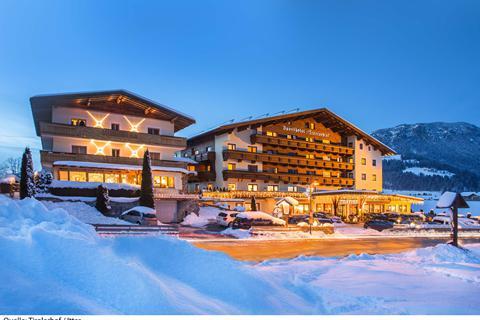 TIP wintersport Wilder Kaiser-Brixental ⛷️Sporthotel Tirolerhof