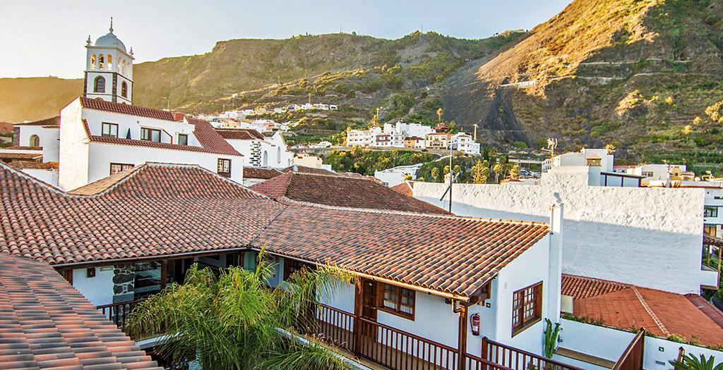 Bijzondere accommodaties Garahotel in Garachico (Tenerife, Spanje)