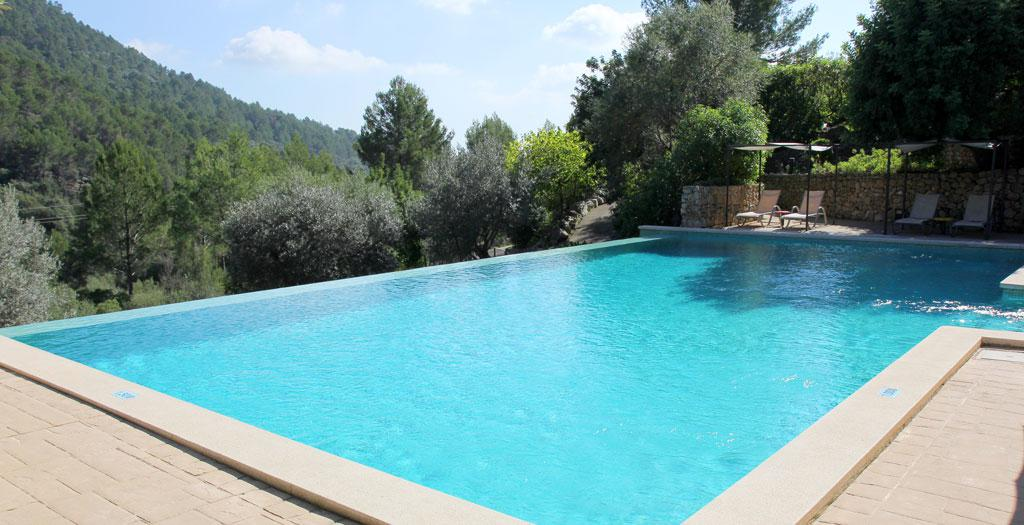 Bijzondere accommodaties Hotel S'Olivaret in Alaró (Mallorca, Spanje)