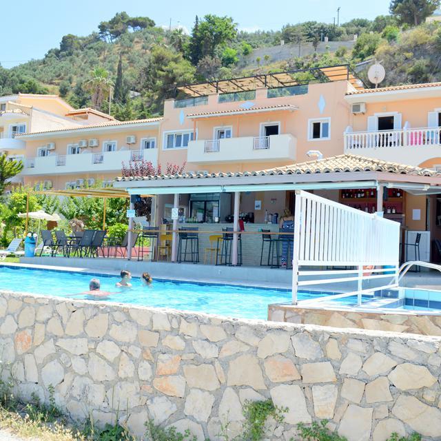 Appartementen Agoulos Beach