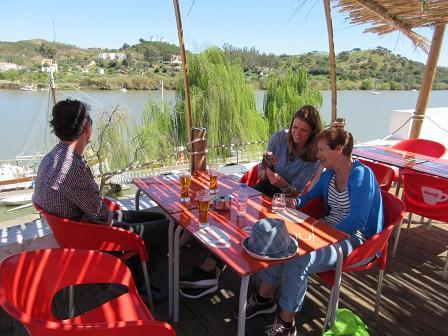Sfeerimpressie Fietsrondreis Alentejo & Algarve - 8 dagen