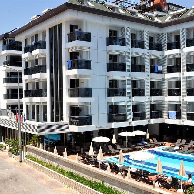 Alanya - Hotel Oba Star