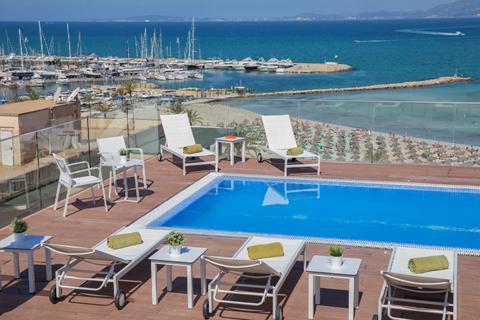 Goedkope zonvakantie Mallorca - Hotel Whala! Beach