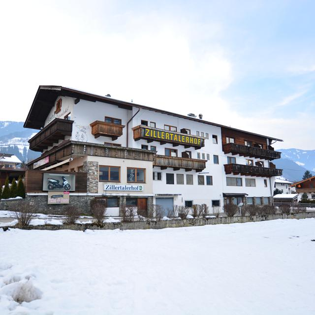 Meer info over Hotel Zillertalerhof  bij Bizztravel wintersport