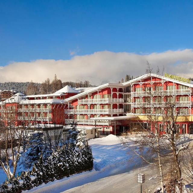 Das Hotel Eden Tirol
