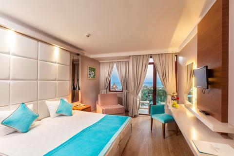 Goedkope vakantie Turkse Rivièra 🏝️Hotel Bella Resort & Spa