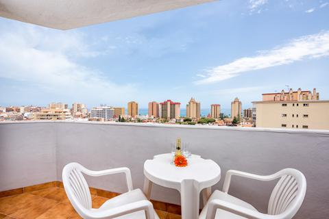 Goedkope zonvakantie Andalusië - Costa del Sol - Hotel en appartementen Veramar