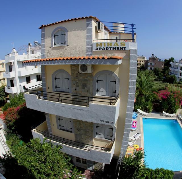 Appartementen Minas