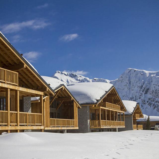 Meer info over Résidence le Hameau de Barthelemy  bij Sunweb-wintersport
