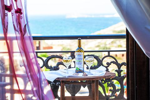 Goedkoopste zonvakantie Naxos - Naxos Golden Sun Hotel & Luxury Suites