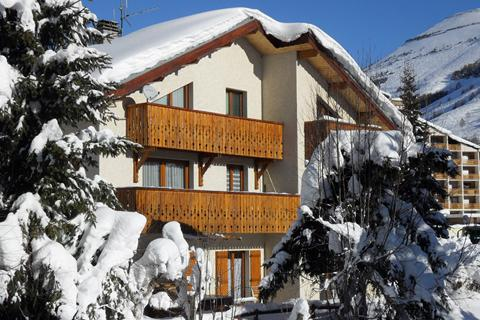 Korting skivakantie Les Deux Alpes ⛷️Chalet Odalys Sabot de Venus