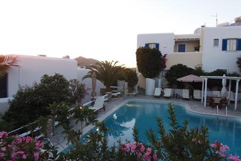 Goedkope zonvakantie Paros - Hotel Manos