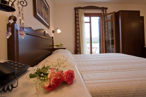 Aanbieding zonvakantie Naxos - Plaza Beach Hotel