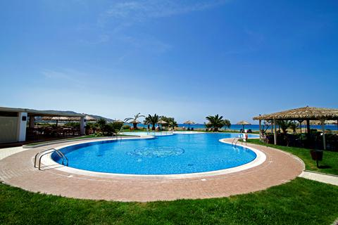 Goedkope zomervakantie Naxos - Plaza Beach Hotel