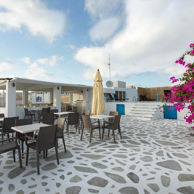 Mare Naxia Hotel