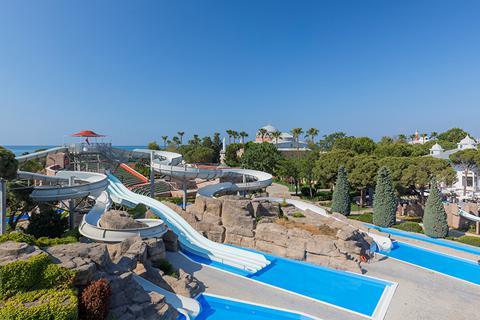 Deal zonvakantie Turkse Rivièra - Swandor Hotel & Resort Topkapi Palace