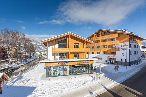 TOP DEAL wintersport Zell am See - Kaprun ⛷️Appartmenten Orgler