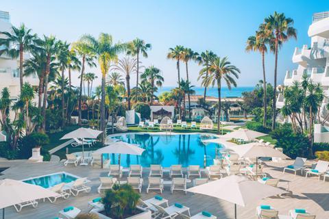 Goedkope herfstvakantie Andalusië - Costa del Sol - Hotel Iberostar Selection Marbella Coral Beach