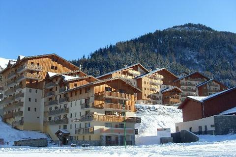 Goedkope wintersport Valfréjus ⛷️Résidence les Chalets d'Arrondaz - extra ingekocht