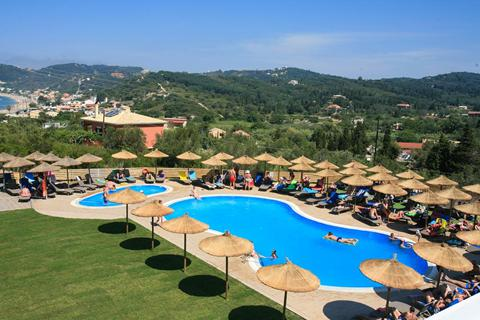All inclusive zonvakantie Corfu - Hotel Saint George Palace