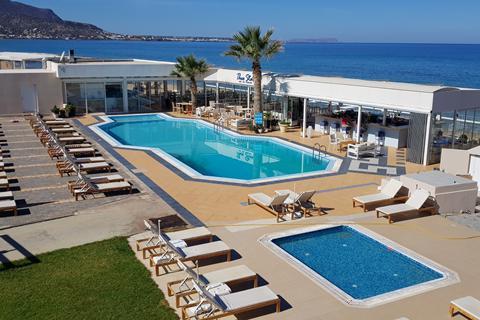 Goedkope zonvakantie Kreta - Hotel Theo Star