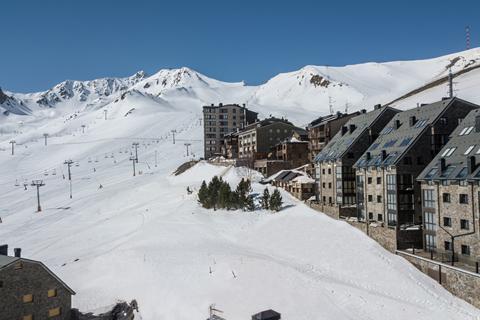 Goedkope skivakantie Grandvalira ⛷️Hotel Grand Pas