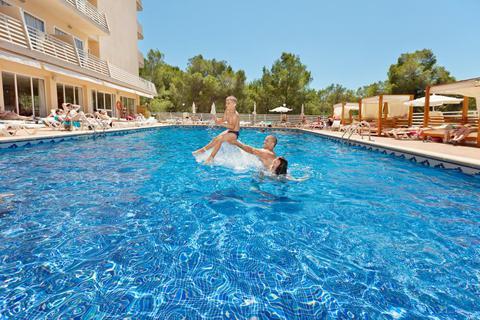 Last minute zonvakantie Mallorca - Hotel Azuline Bahamas