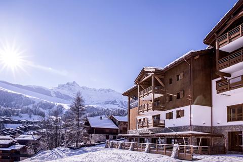 Goedkoop op wintersport Le Grand Domaine ⛷️Résidence La Grange aux Fées
