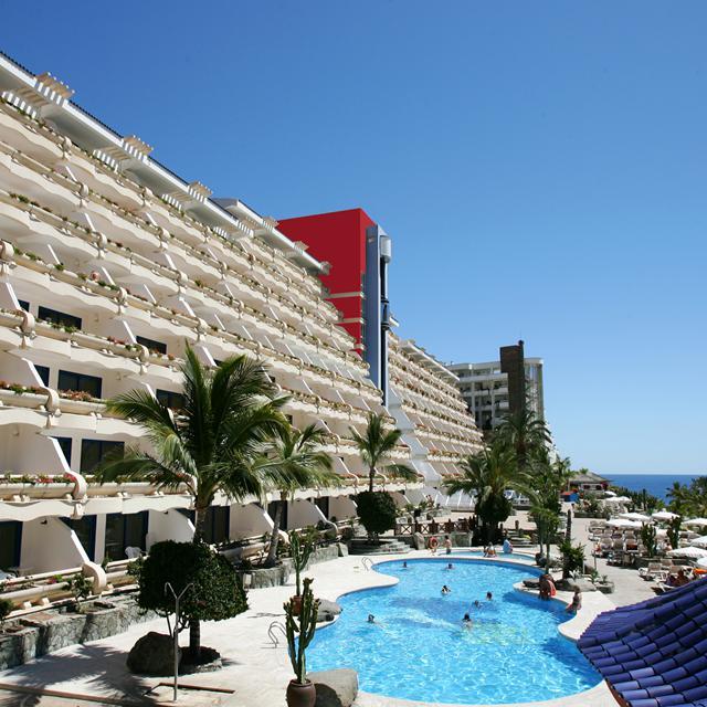 Hotel Paradise Lago Taurito beoordelingen