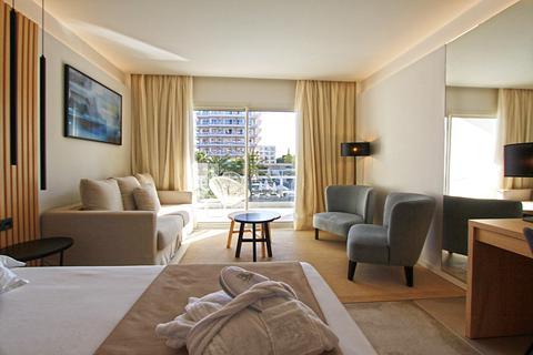 Goedkope zonvakantie Mallorca - Hotel BG Caballero