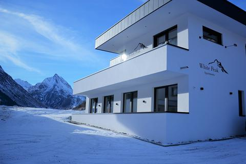 Appartementen White Peak