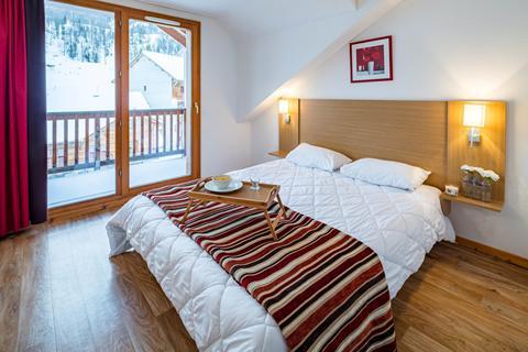 Super skivakantie Les Orres ⛷️Résidence Les Balcons de Bois Mean