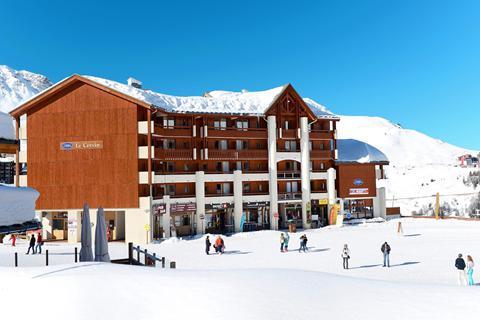 Goedkope skivakantie Paradiski ⛷️Résidence Odalys Le Cervin