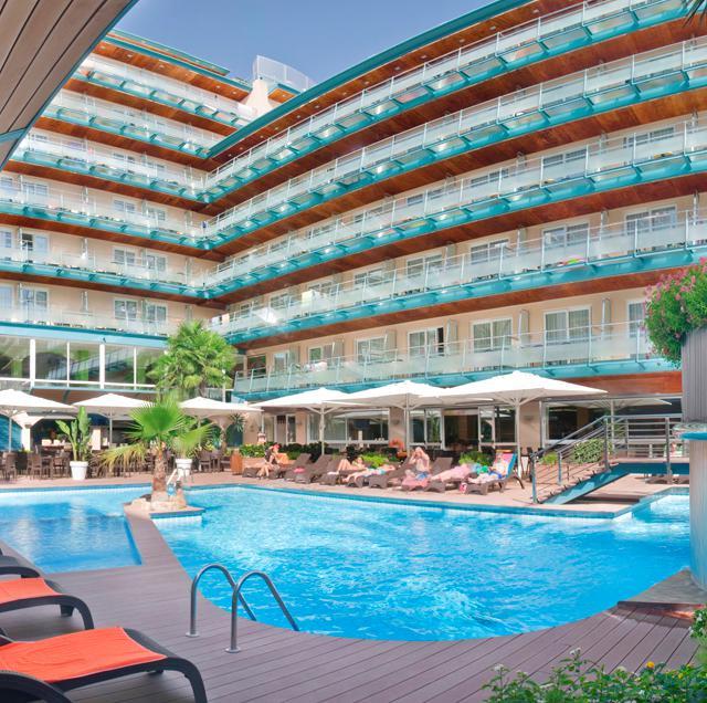 Hotel Kaktus Playa - logies en ontbijt