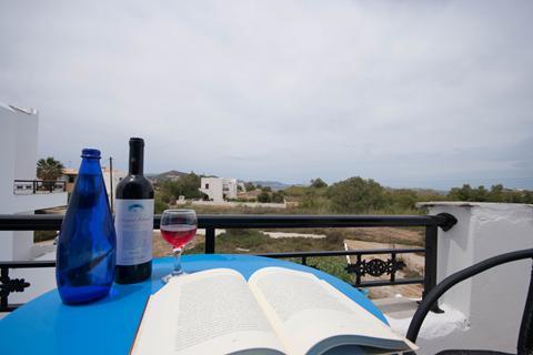 Goedkope zonvakantie Naxos 🏝️Sunny Beach Studios