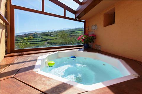 Goedkope vakantie Tenerife 🏝️Finca Rural las Llanadas