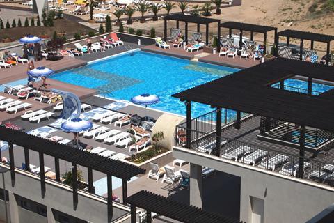 All inclusive zonvakantie Zwarte Zee - Hotel Burgas Beach