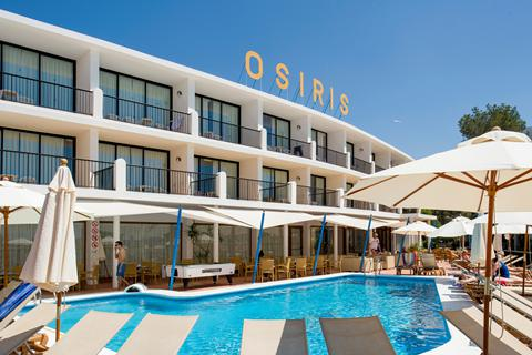 Goedkope vakantie Ibiza 🏝️Hotel Osiris Ibiza